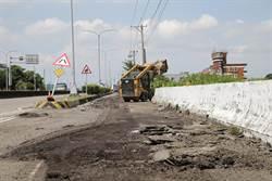 嘉縣投入10億 道路修繕計畫8日啟動