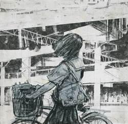 城市幽暗面 董十行畫出都市共感
