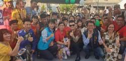 台中也能過越南中秋節  友善國際勞工嘉年華提前過中秋