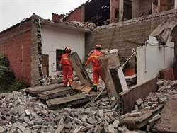 四川威遠5.4級地震1死63傷 房屋倒塌132間