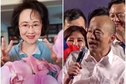 這一幕讓她濕了眼眶!瓊瑤3千字長文 狂讚韓國瑜32次「英雄」