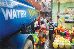 印度面臨水資源危機