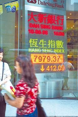 狙擊香港 97金融風暴恐重現