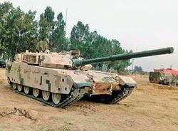印引進T-14坦克 陸VT-4迎升級壓力