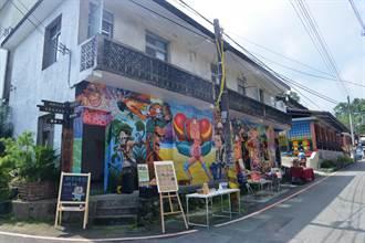 活化舊宿舍 打造獅潭有機書店與藝文展覽空間