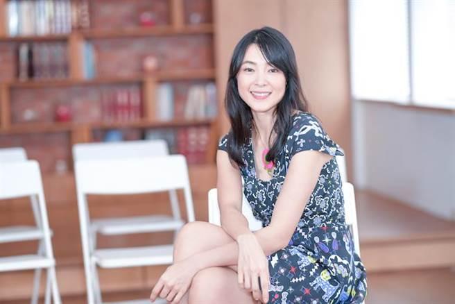 曾珮瑜是新時代非常有個性及獨立的女性。盧禕祺攝