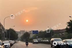 北京秋意濃 明最高溫僅25℃