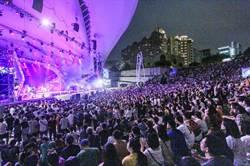 「搖滾台中」2天熱唱駭翻中台灣  參與人次近9萬創紀錄