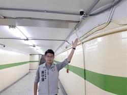 台中34所學校  還留有陸製監視器1599支