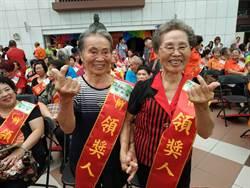 曾祖母級姐妹當關懷志工14年獲市長表揚