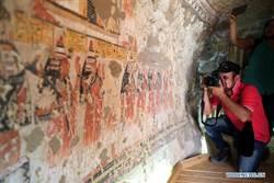 埃及3500年前古墓 正式向遊客開放