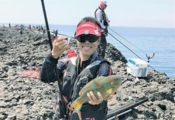 生態垂釣 活魚野放回大海