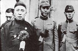 兩岸史話-蔣接見學生代表展抗日決心