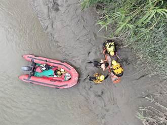 無人空拍機建功 「鷹眼」救了溺水婦人一命