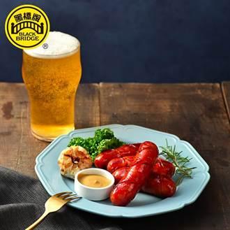搶中秋烤肉商機 黑橋牌首推創意「啤酒香腸」
