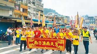 北台灣媽祖節 逾8萬信眾朝聖