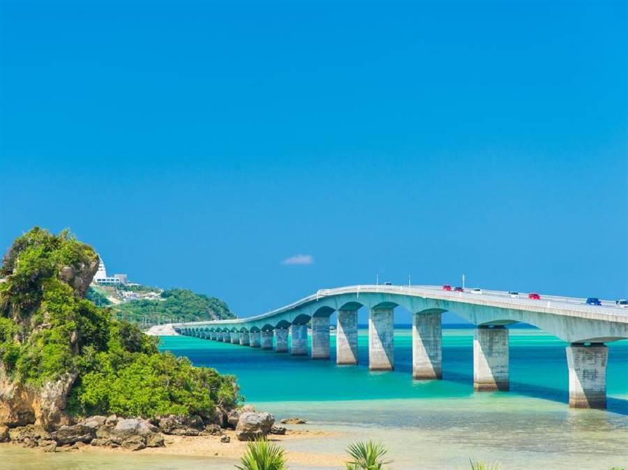 (易遊網「99狂歡節」開跑,沖繩機票直接下殺半價,含稅不到5千元。圖/易遊網)