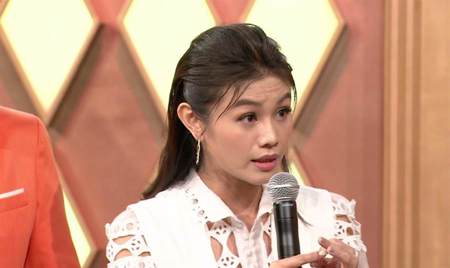 朱海君透露NONO還會指導她唱歌。(年代MUCH)
