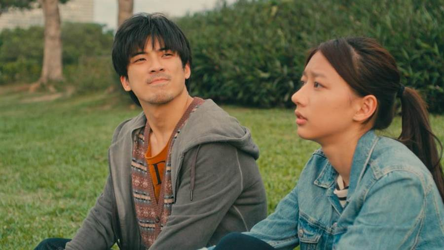 林哲熹(左)、陳妤。公視提供