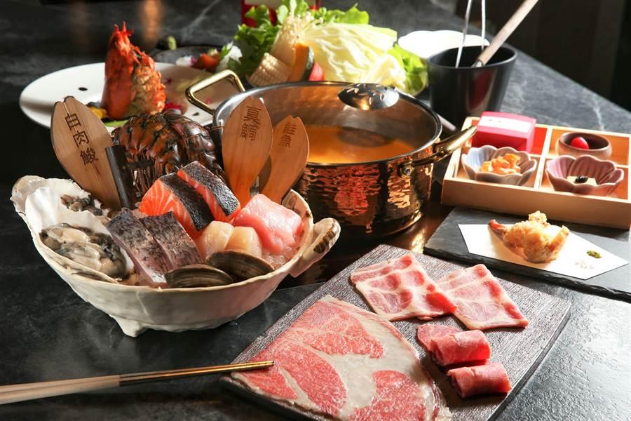 大安9號的餐點連二星主廚江振誠都悄悄登門品嘗,也成為店內獨門的「 江振誠先生晚宴」。(王英豪攝)