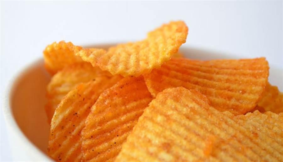 英國竟有少年從小學開始就只吃薯條、洋芋片等加工食品。(圖片來源:pixabay)