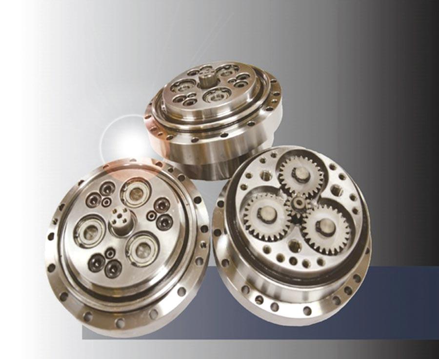 統嶺RV擺線型減速機具高效率、小體積、低磨耗的特性。圖/統嶺提供