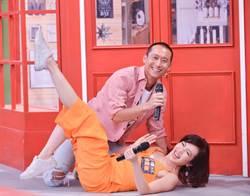 浩子和中姐辣媽吻戲太激烈變床戲!江祖平喊「快報警」