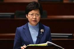 美國會將審查涉港法案 林鄭:不容外國議會插手