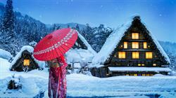 2020日本合掌村點燈只有這6天!跟這團體驗超夢幻童話世界