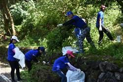 「綠癌」花蔓澤蘭入侵 林務局大規模清除