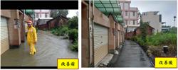 擺脫淹水陰霾  太平中和街雨水下水道9月底完工