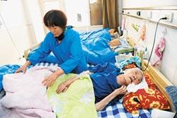 失能老人逾4000萬 陸照護人才荒