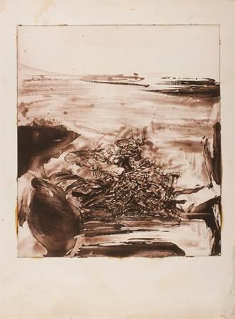 謝里法捨半世紀珍藏 行動藝術迎蔡瑞月百歲