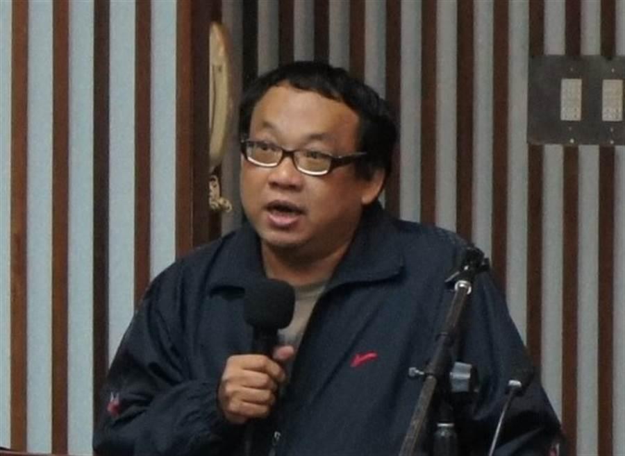 美麗島電子報專欄作家陳淞山。(圖/資料照片)