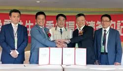 太陽能板回收有解  臺鹽綠能與亞邦科技簽合作協議