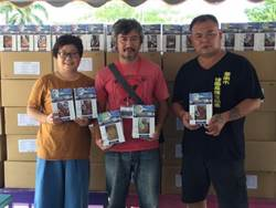 關心毛小孩 日商AsakoSasaki株式會社跨海送愛到台灣