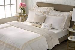 頂級飯店最愛床寢席夢思 慶150周年買床送萬元寢飾