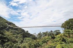 太平雲梯2周年 破百萬人次登橋