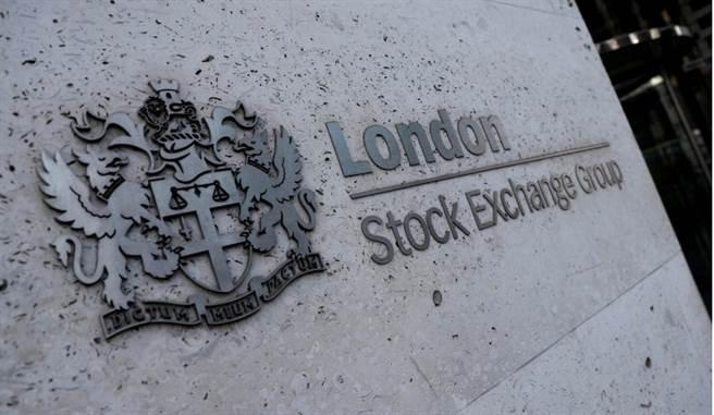 倫敦證券交易所。(路透)