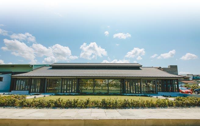 池上穀倉藝術館採用了參與式設計,讓在地民眾也認同藝術館是池上的一份子。(遠東建築獎提供/蔡詩凡攝/李怡芸台北傳真)