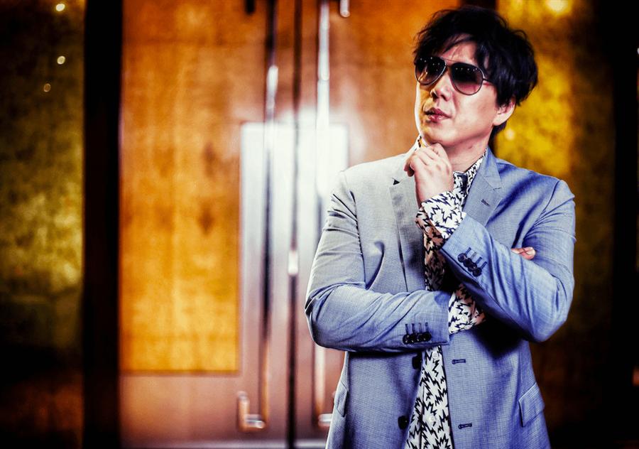蕭煌奇將於11月30日於台北小巨蛋舉行「人生劇場放映中」演唱會。(盧禕祺攝)