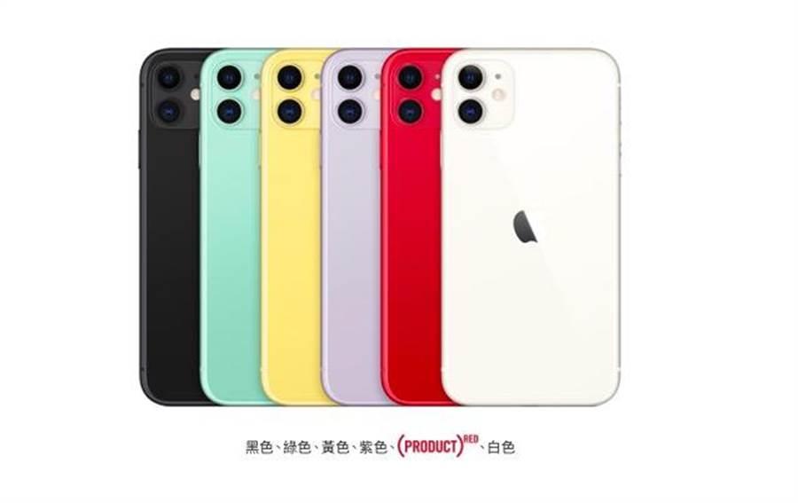 iPhone11就推出了64GB、128GB及256GB 3種規格,定價為699美元起、台灣定價為2萬4900元起。(蘋果官方網站)