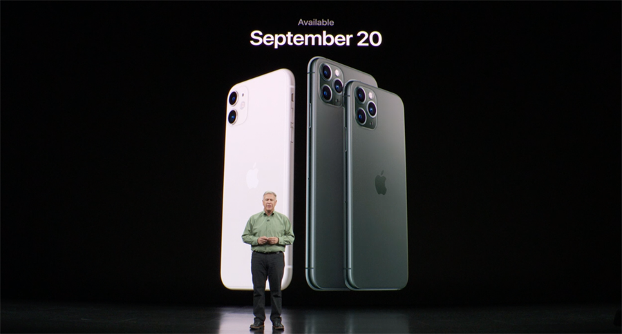 三款iPhone 11新機怎麼挑?規格大對比