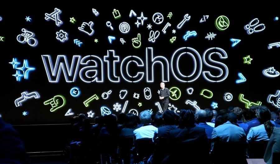 watchOS 6確定9/20推出正式版。(黃慧雯攝)