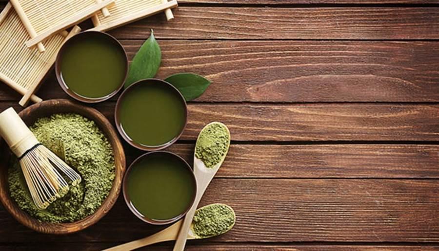 抹茶粉與綠茶粉的原料皆為「綠茶」,但製程上略有不同。(圖/pixabay)