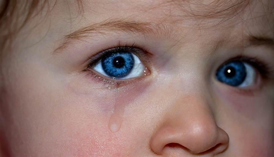 研究證實眼淚不只能紓壓,還有益健康。(圖片來源:pixabay)