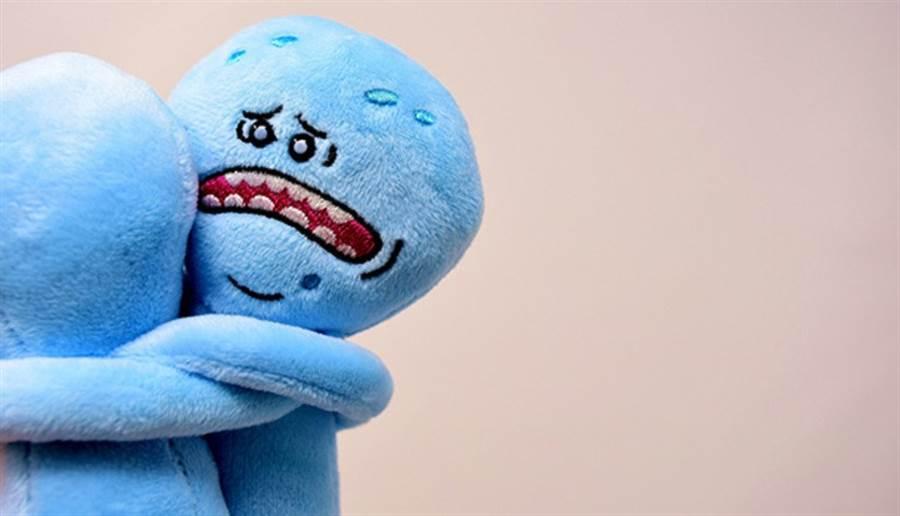 大哭一場能讓身體認為壓力狀態解除,不再需要囤積脂肪。圖片來源:pixabay)