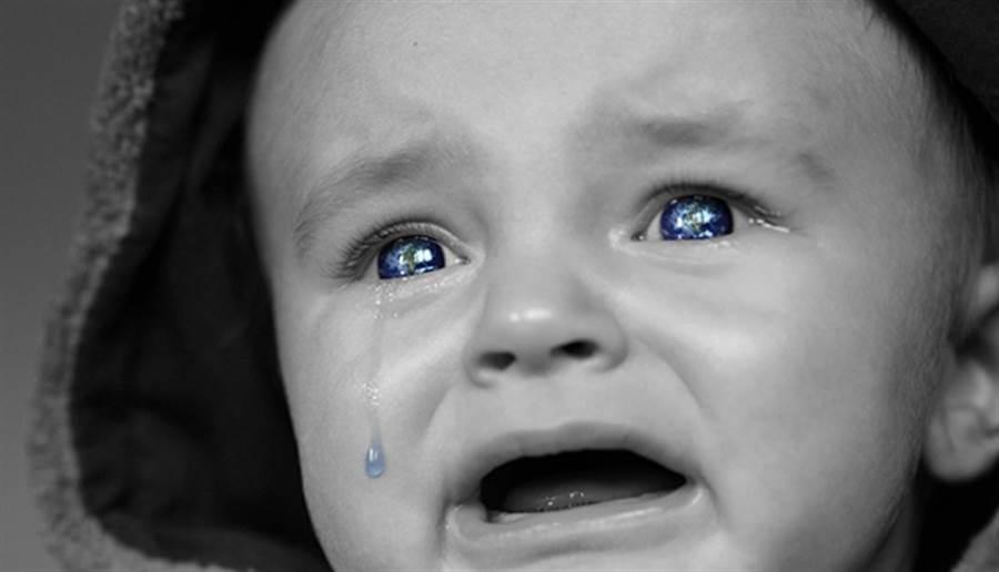 研究證實眼淚不只能殺菌,還能排出體內有毒物質。(圖片來源:pixabay)
