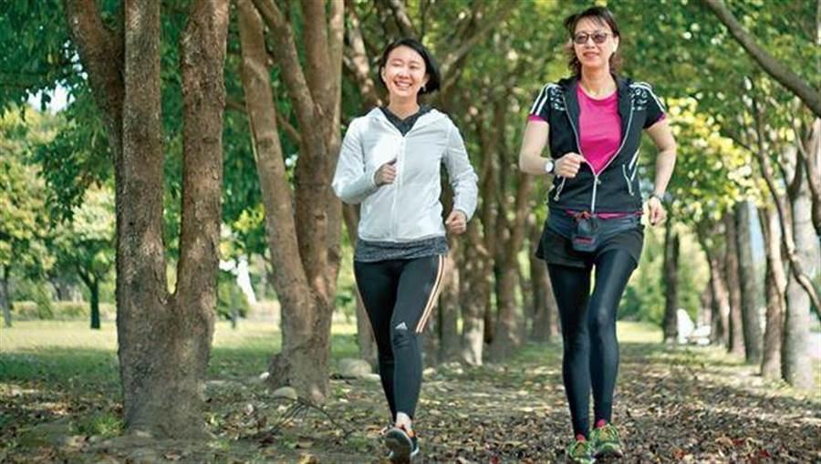 健走是多數民眾最習慣的運動 (示意圖/本報資料照)