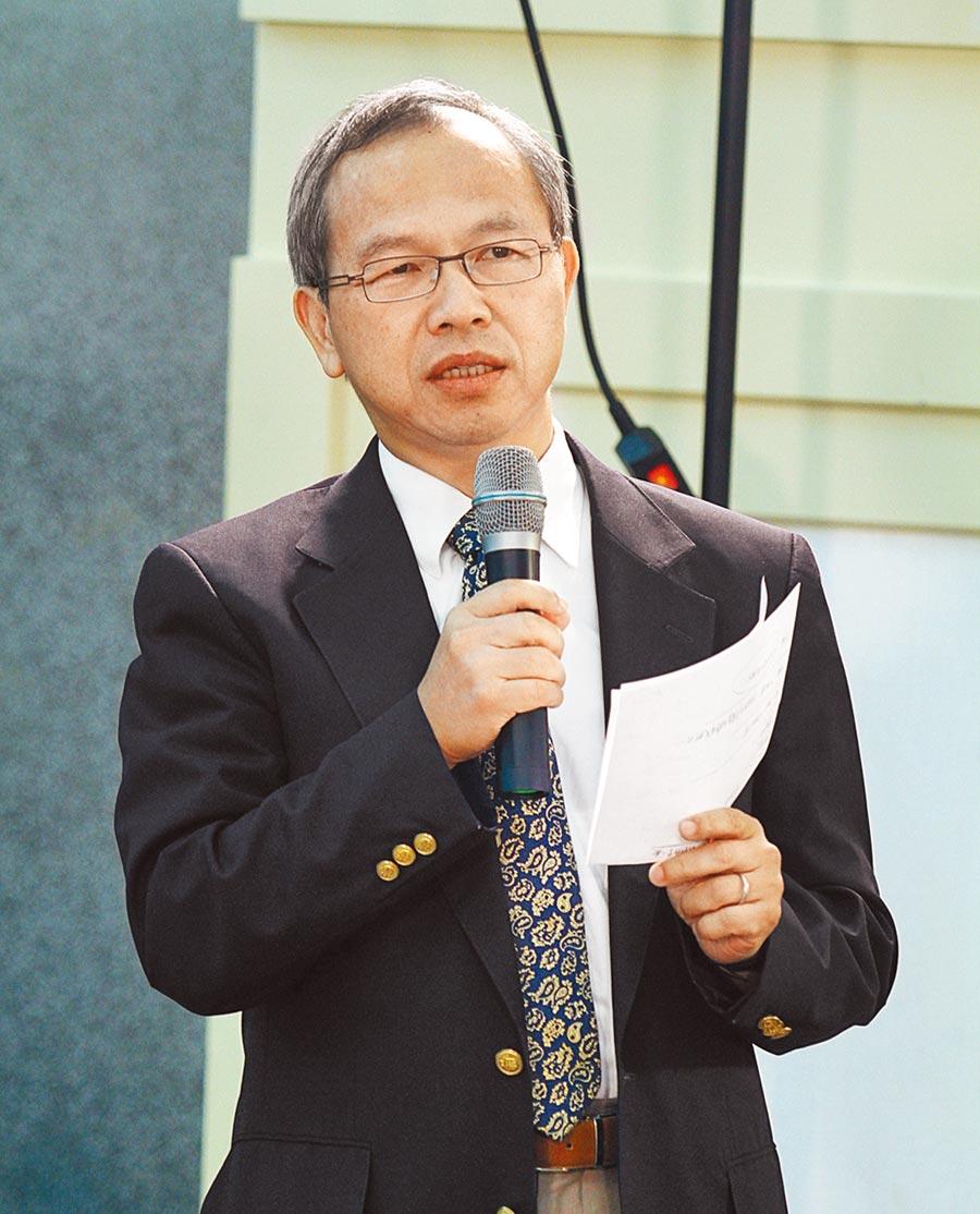 中研院前研究員劉孔中。(本報系資料照片)